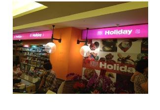 Holiday chocolate台中廣三SOGO店