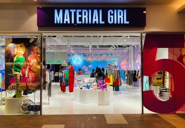 Material Girl林口三井Outlet店