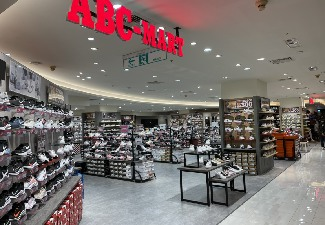 ABC-MART台中廣三SOGO店