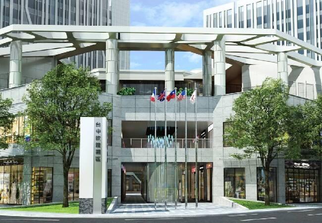 臺中軟體園區大里藝術廣場 Dali Art Plaza