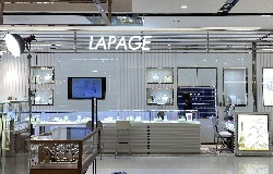 LAPAGE全台首店遠百A13